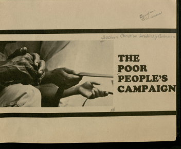 The Poor People's Campaign: A Photographic Journal