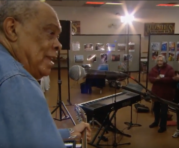 Jimmy Collier: His music and travels with Dr. King